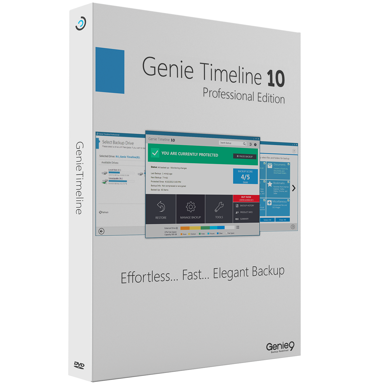 Genie9 - Local Backup Products for business and Home Users